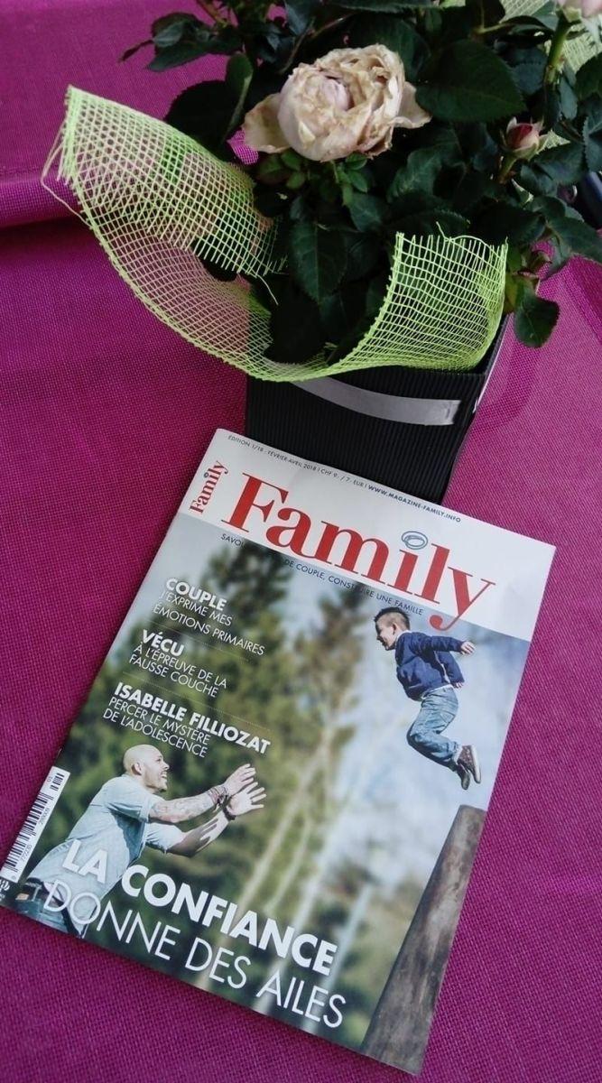 Je découvre le magazine Family épisode 1