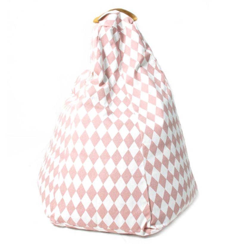 pouf-coton-serge-dehoussable-pink-diamonds-marrakech-nobodinoz
