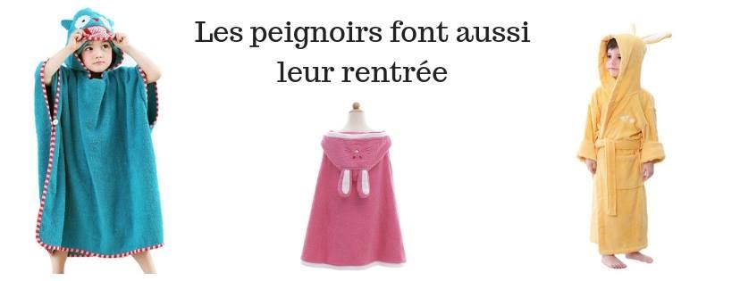On s'équipe pour l'automne/hiver avec Lepeignoir.fr