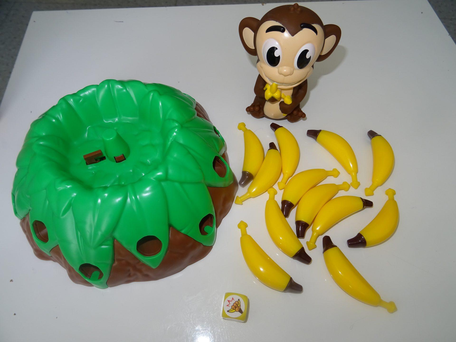 Idée cadeau fun et fous rires garantis avec Hop-Là Banana de Goliath
