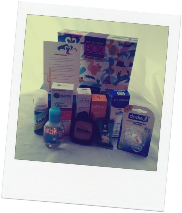 ma mummy box monoprix