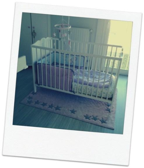 tour de lit vertbaudet déco chambre bébé