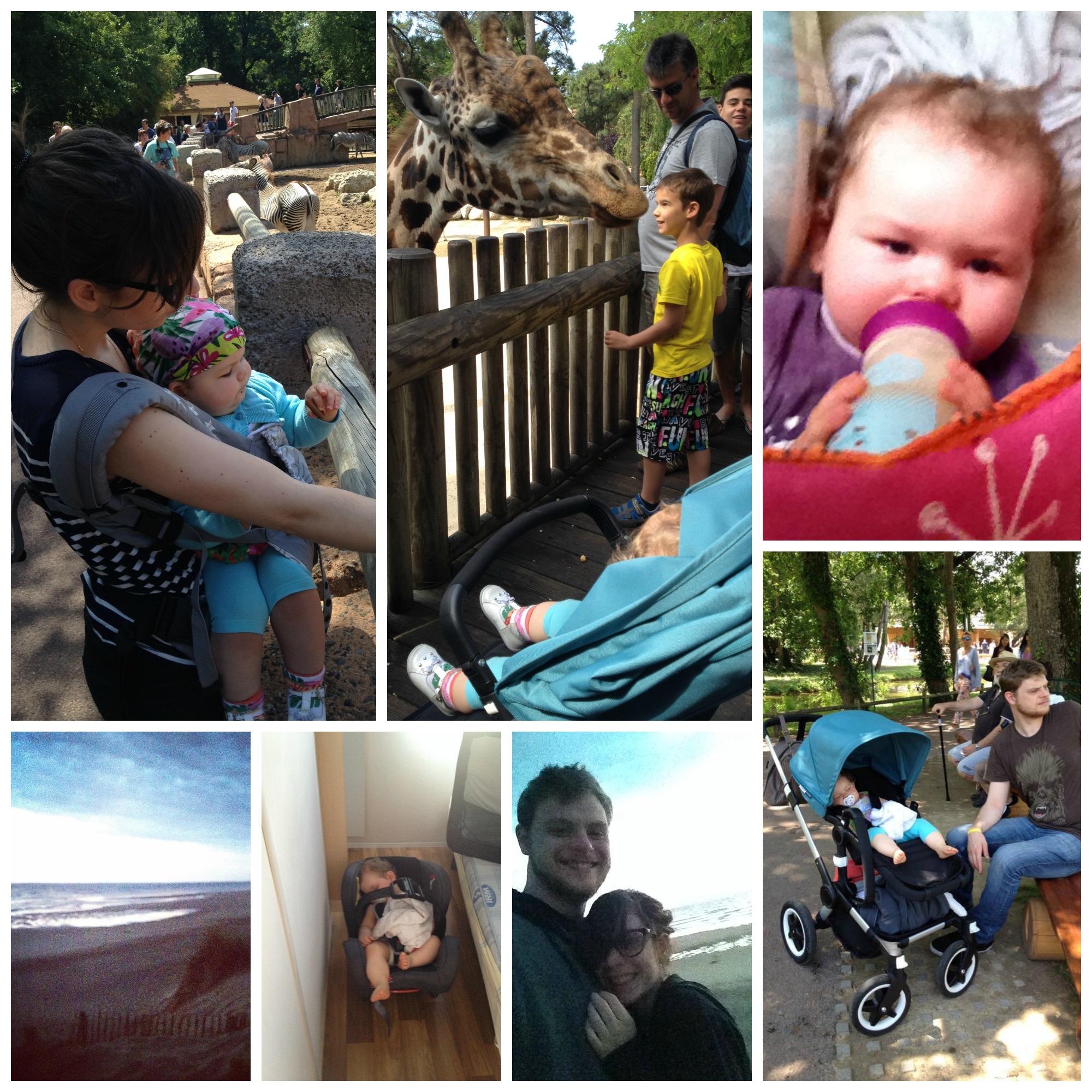 vacances bébé 2 mois