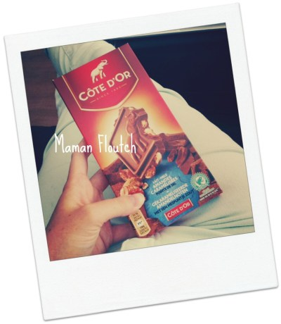 envie de femme enceinte chocolat