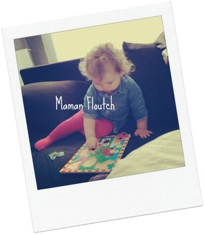 Puzzle bébé 16 mois