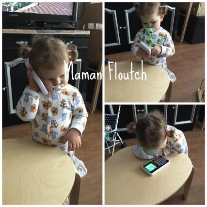 mon 1er téléphone auchan baby