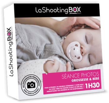 shooting box grossesse