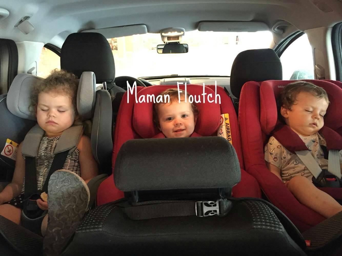 3 sieges dos route 1 voiture maman floutch blog pour. Black Bedroom Furniture Sets. Home Design Ideas