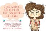 Día Mundial del Síndrome de Down-mamaniaca