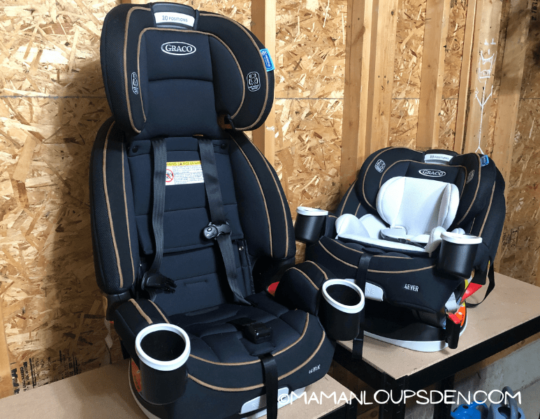 Graco 4ever Car Seat Review Including Headrest Redesign