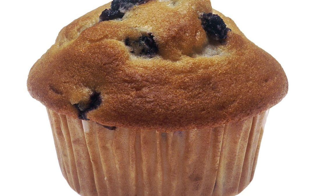 Les muffins en 3 étapes faciles