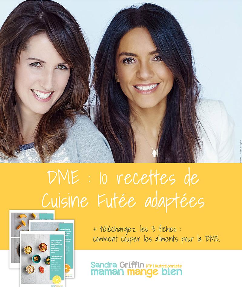 Dme 10 Recettes De Cuisine Futee Adaptee A La Dme Maman Mange Bien