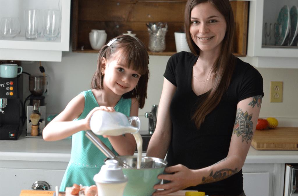Série DME: 10 recettes de Famille et Tofu adaptées à la DME