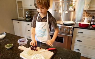 Objectifs ou résolutions nutrition pour la famille, pourquoi pas!