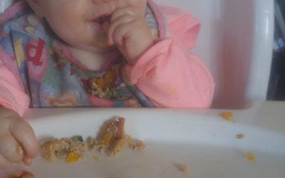 Que mange mon bébé à 9, 10 ou 11 mois?