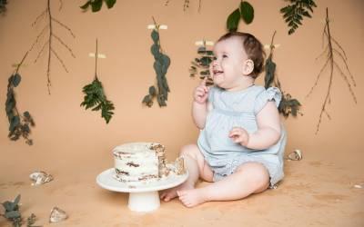 Gâteau pour la fête de bébé: sucré, ok ou santé?
