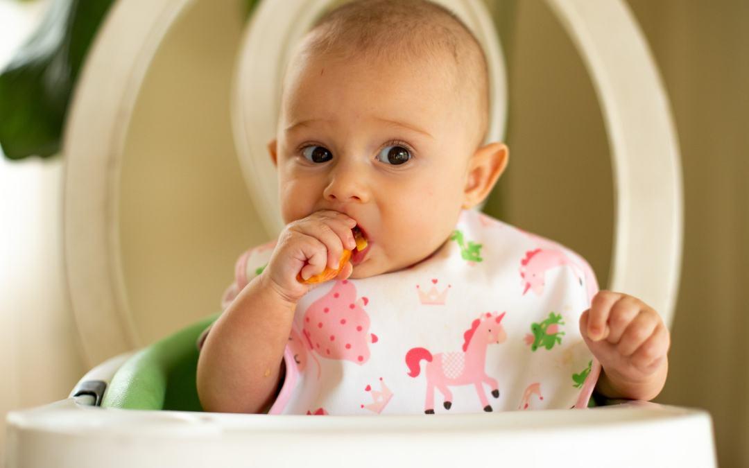 Est-ce que bébé est prêt à manger?