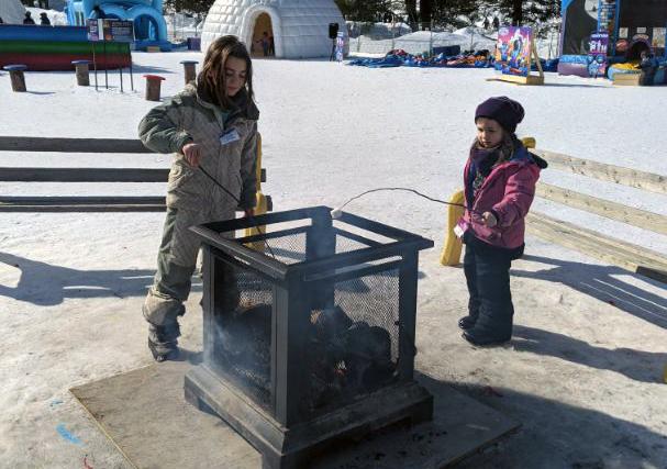 Activités d'hiver dans Lanaudière