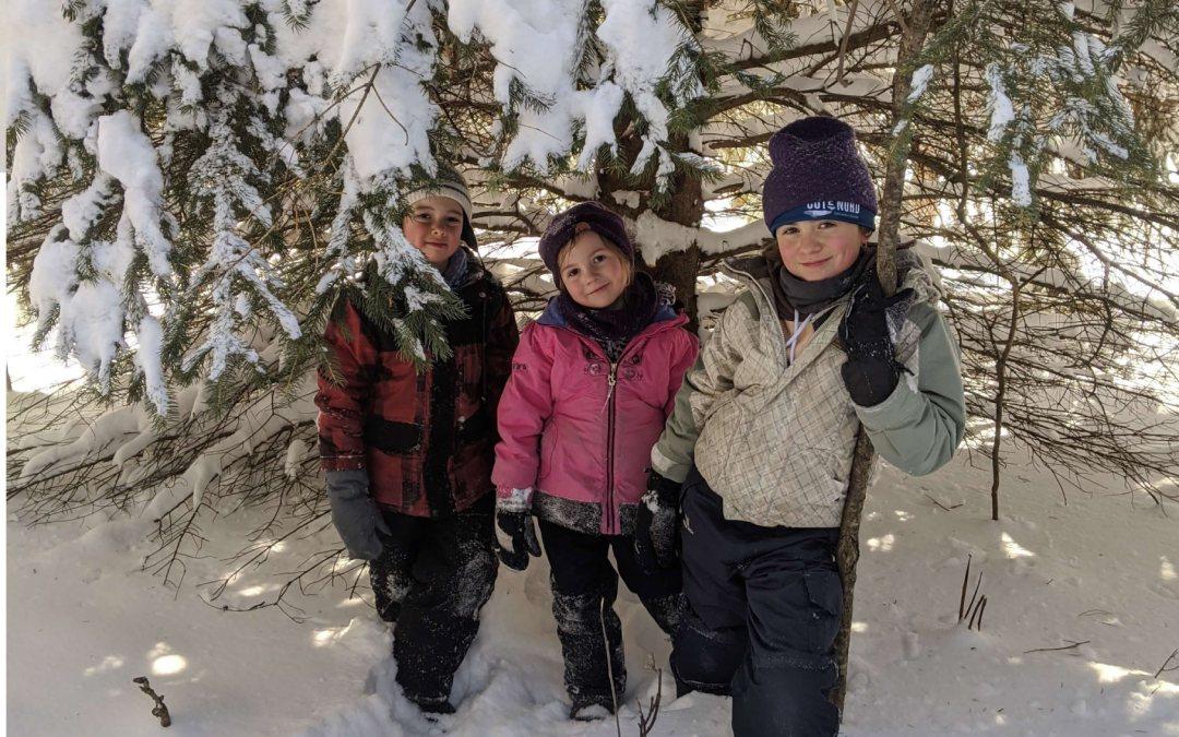 Activités d'hiver à Victoriaville