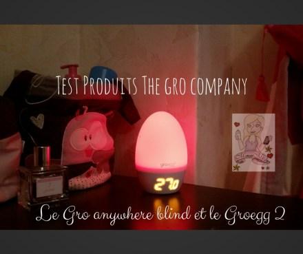 Test Produits The gro company