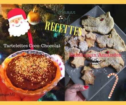 recettes-sablés-tartelettes-coco-chocolat-mamanmi