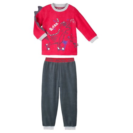 Pyjama-garçon-manches-longues-rouge-Dino-boy-Petit-Béguin.jpg
