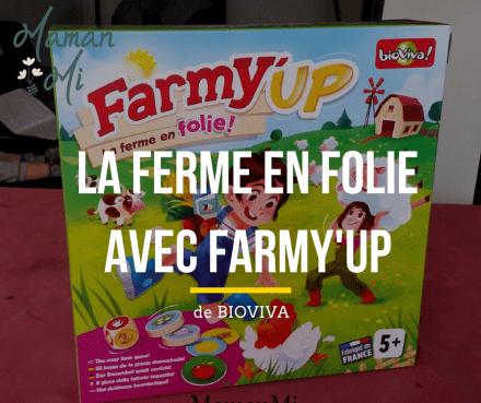 FARMY UP de Bioviva