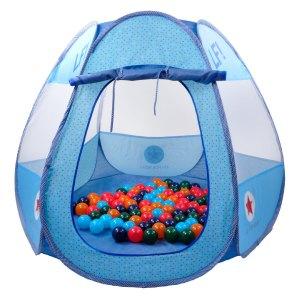 knorrtoys-tente-enfant-lief-50-balles-bleue-a213871