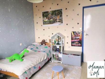 chambre enfant décoration kidsroom