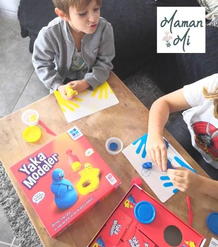 yaka modeler-jeux de société-megableu-maman mi
