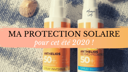 Ma protection solaire