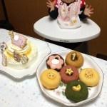 たまひよのバースデーケーキ・ドーナツで1歳の誕生日祝い!