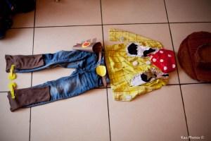 [Carnaval] Un Woody 100% DIY