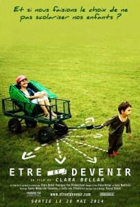 Au cinéma – Etre et Devenir, Clara Bellar {Twelve Challenge #6}
