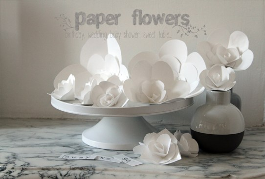 PaperFlowersWed-6