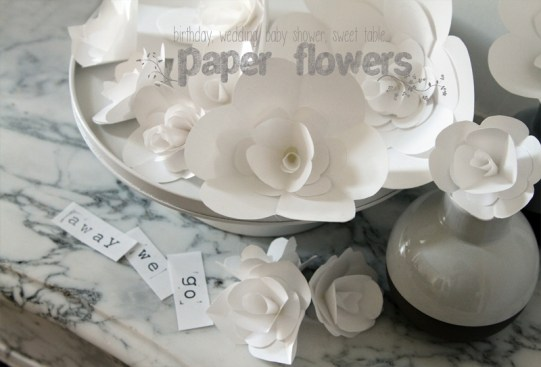 PaperFlowersWed-7