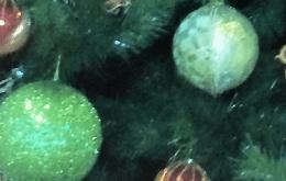 クリスマスツリーの画像です