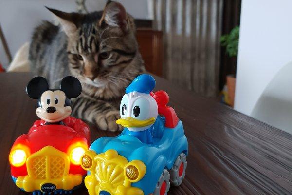 Mon top 3 des jouets vtech pour un enfant de 2 ans