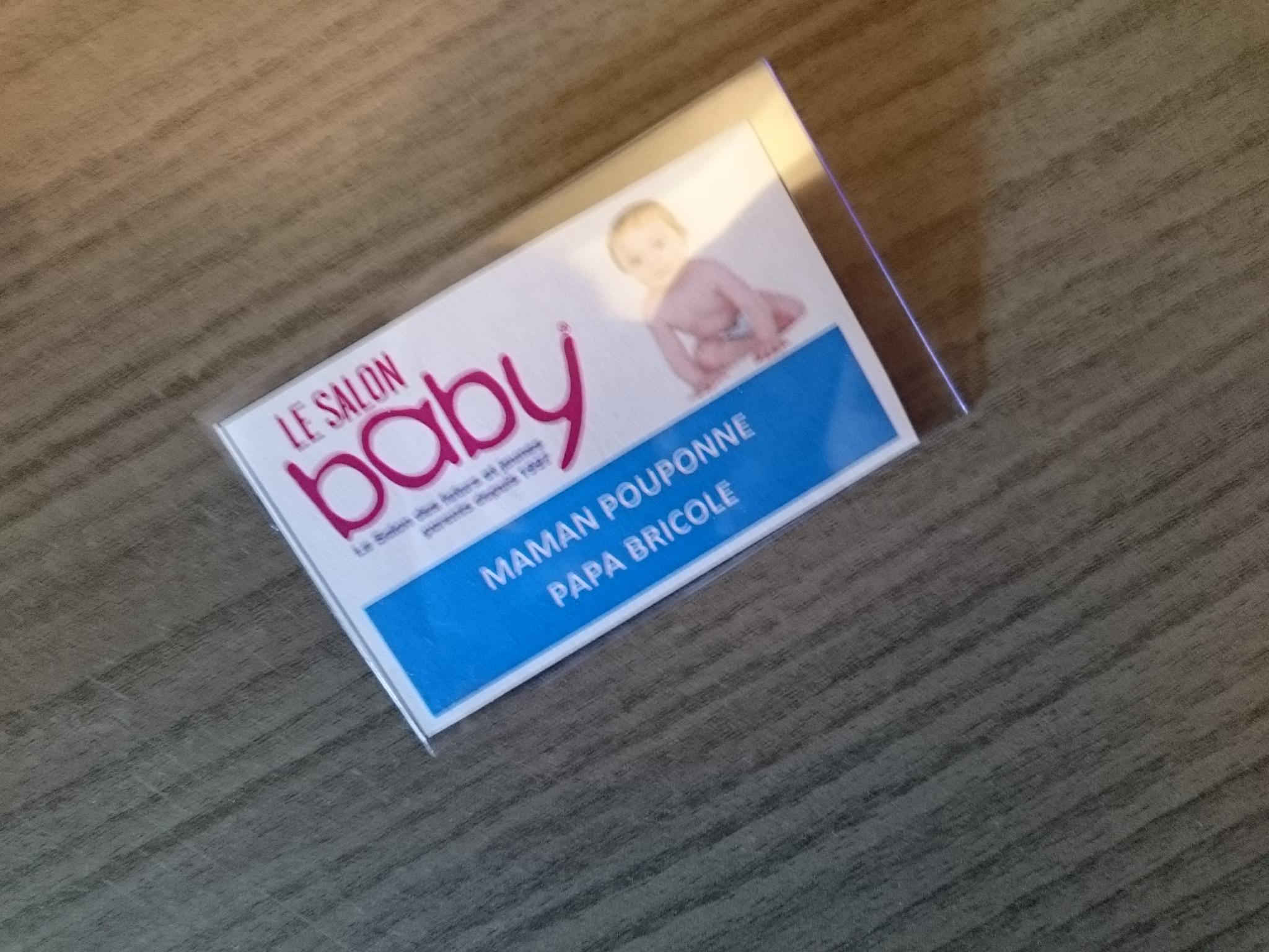 Personnalisé Bébés Bricoles et Sac Baby Shower Cadeaux bébé couche Sac Personnalisé B