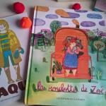 La roulotte de zoé et la flaque [Chut, les enfants lisent #6]