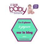 Le salon baby 2015 avec Bavaria