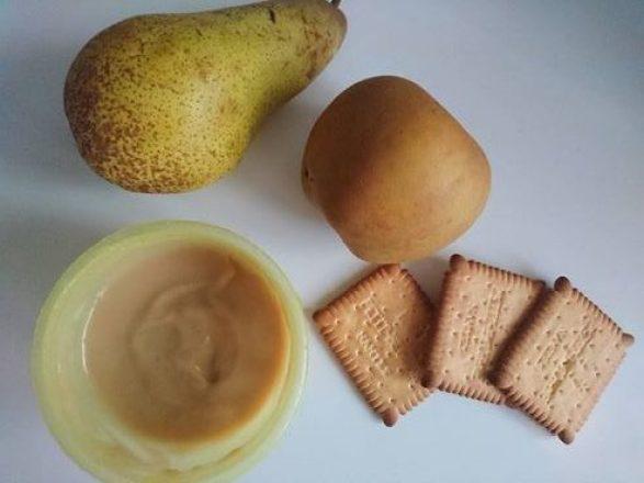 compote bébe pomme poire