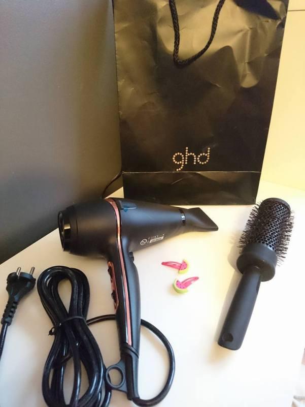 ghd air® en édition limitée pink vintage