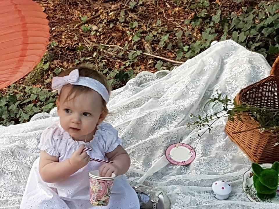 Un an avec ma petite princesse d'amour !