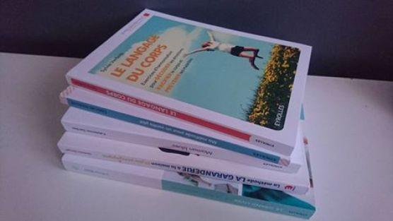 Mes lectures estivales 2016 avec les éditions Eyrolles 1