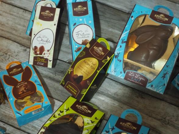 Revillon chocolat