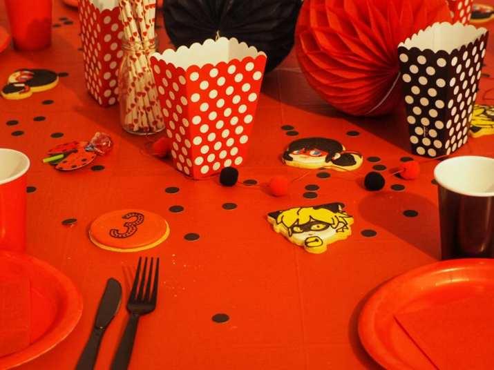 Anniversaire Ladybug Les 3 Ans D Alice