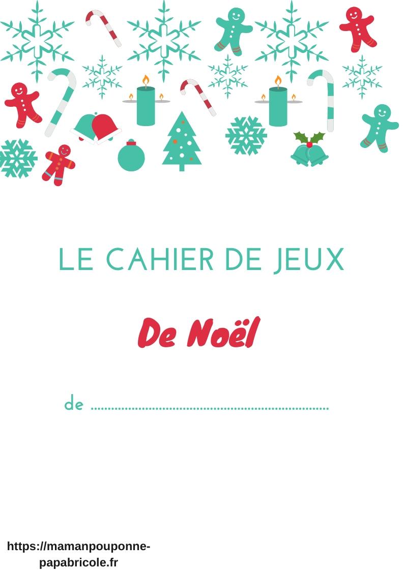 Livret De Jeux De Noel A Imprimer Gratuitement