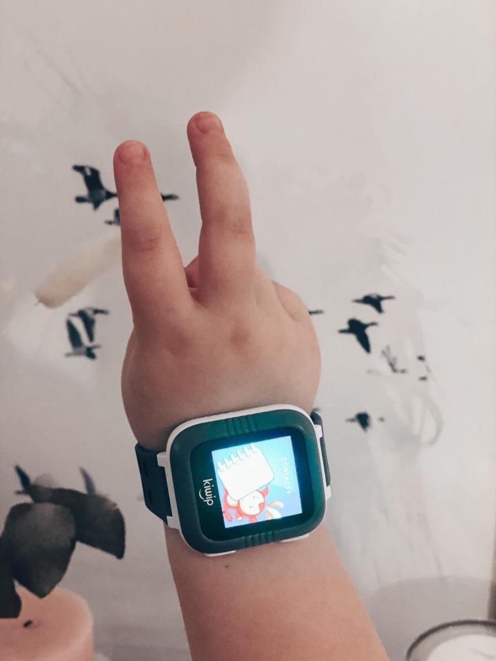 kiwip enfant montre connectée