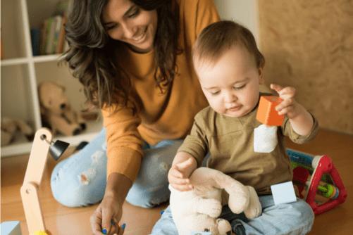 pédagogie montessori bébé